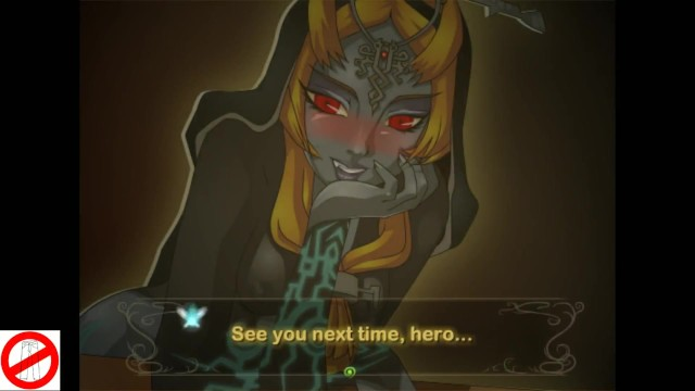 Midna hentia game