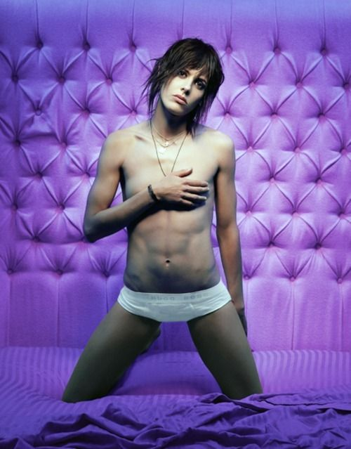 The l word shane nude
