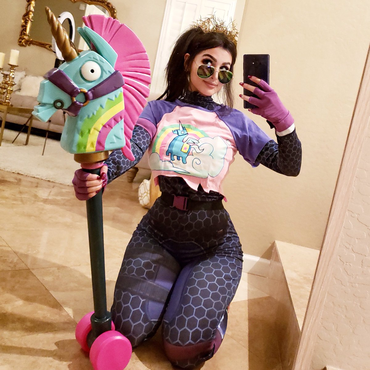 Sssniperwolf thicc