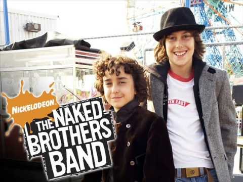 The naked brothers band tv show