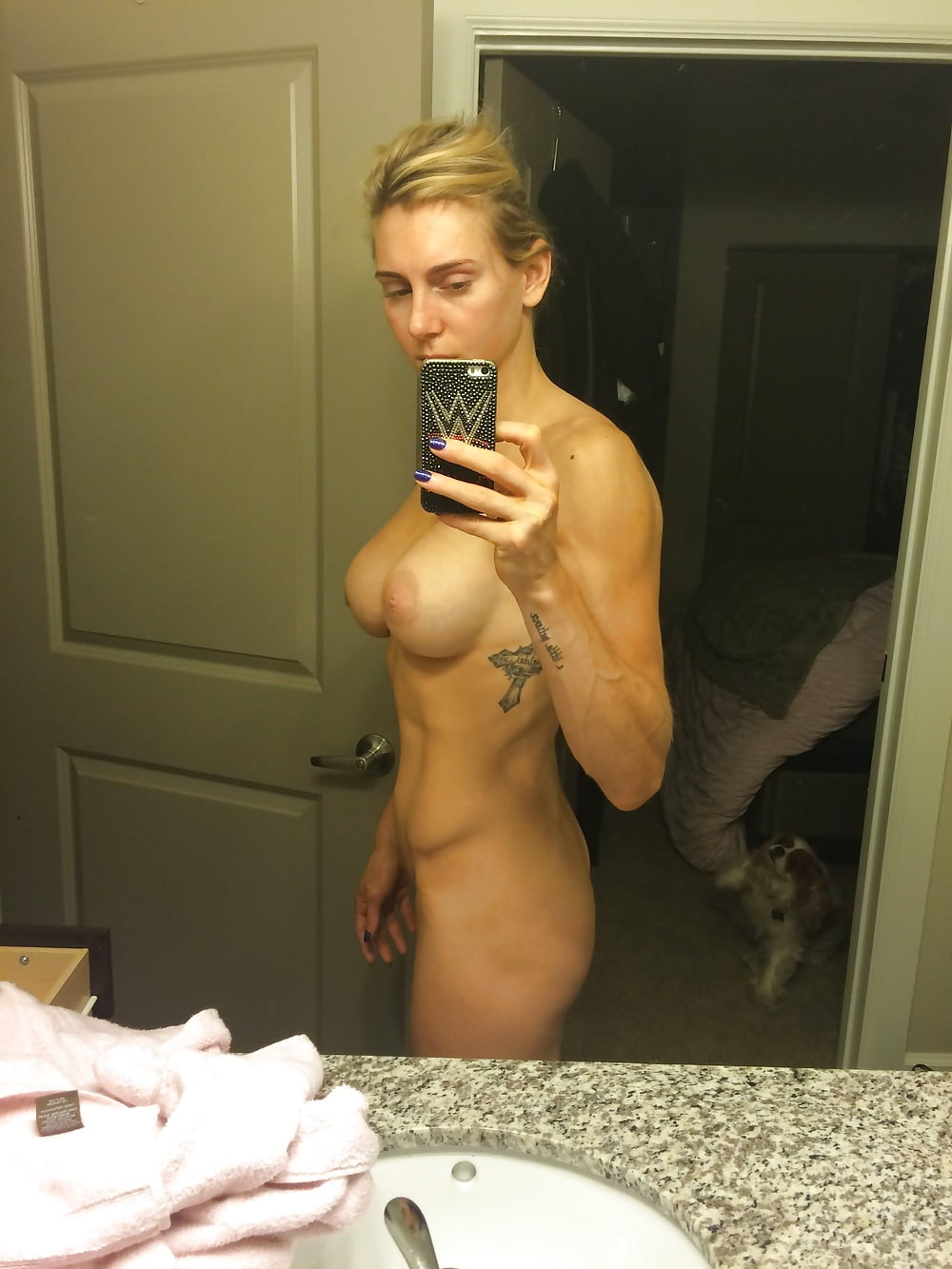 Charlotte flair nude pictures
