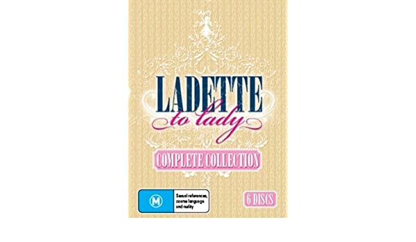 Ladette to lady star nude
