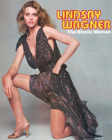 Lindsay wagner fakes nude