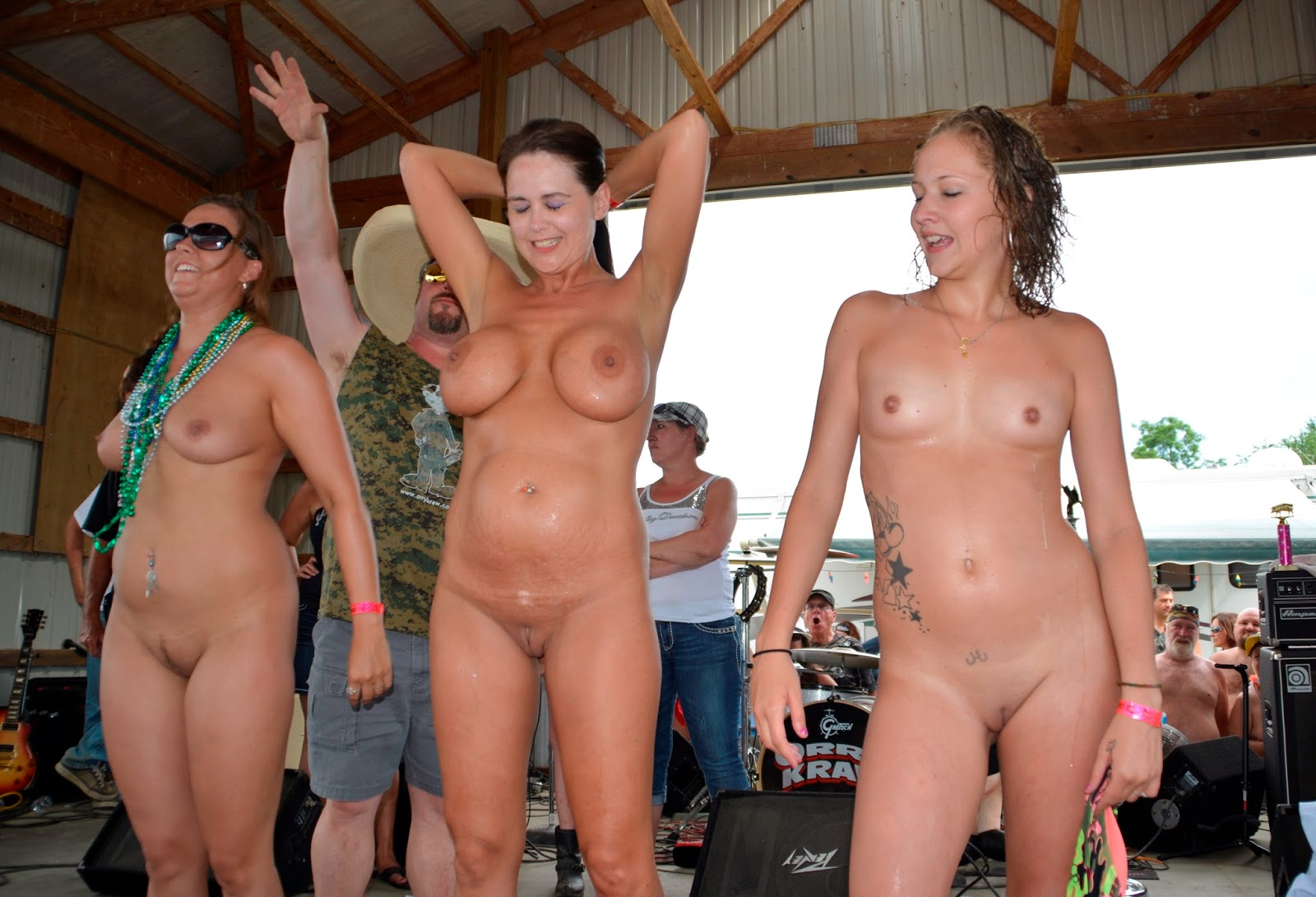 Nude picture at hog rock
