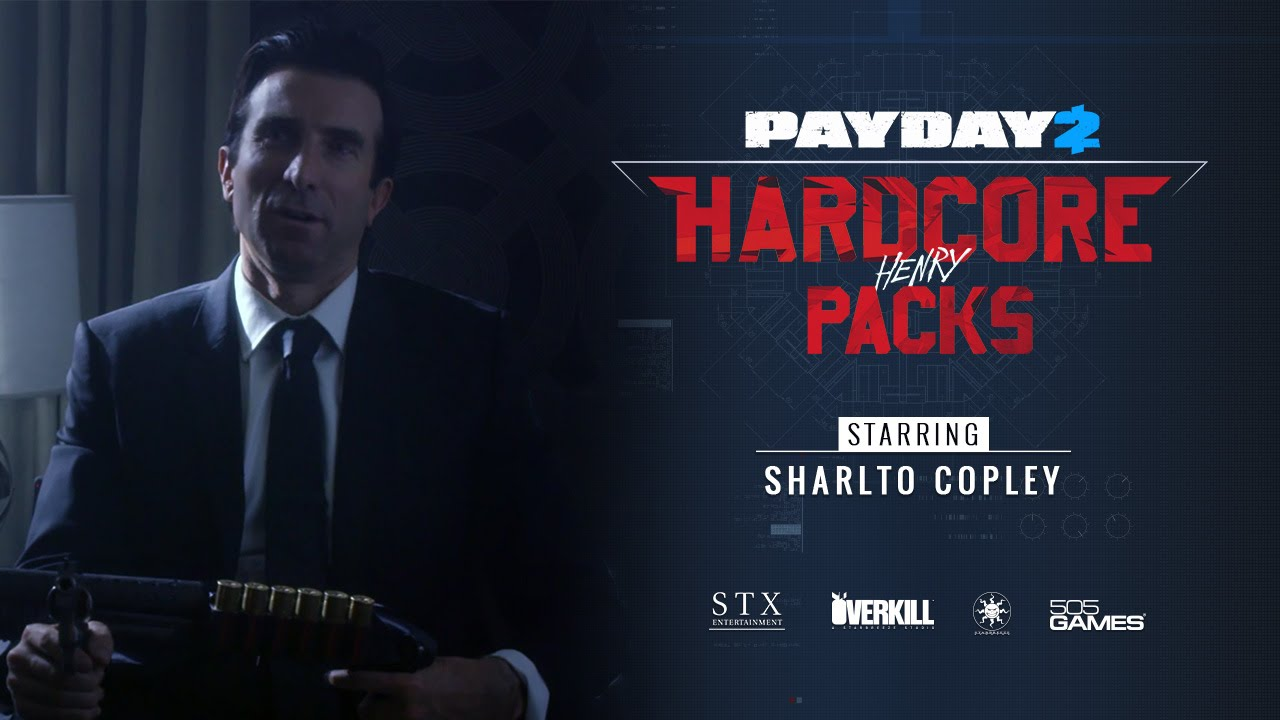 Payday 2 trailer