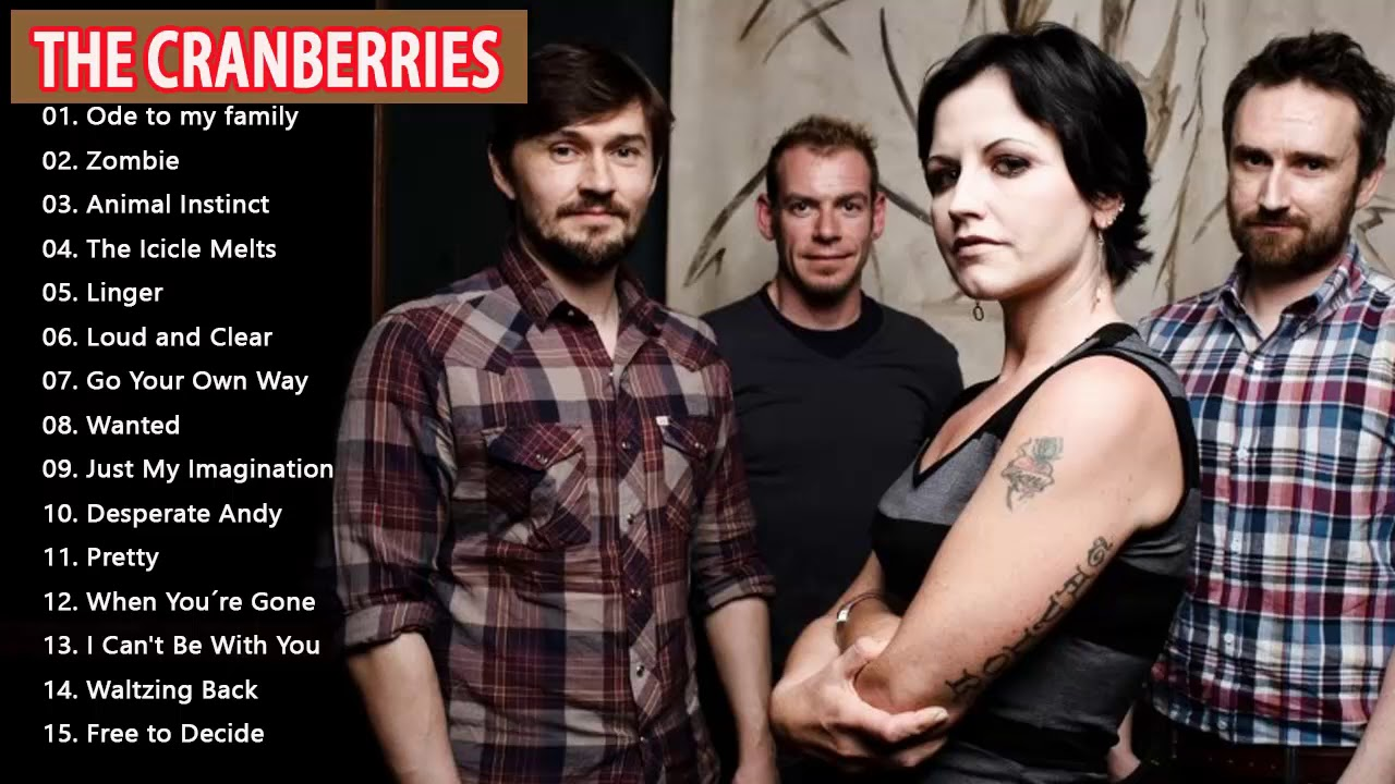 The cranberries songs youtube